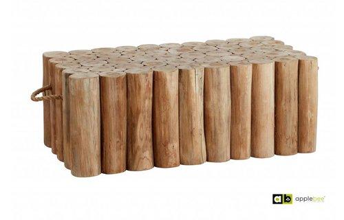 AppleBee tuinmeubelen Lounge tafel Twiggy | 95 x 50 cm