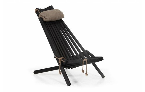 Brafab Ribbon Fieldchair | Zwart