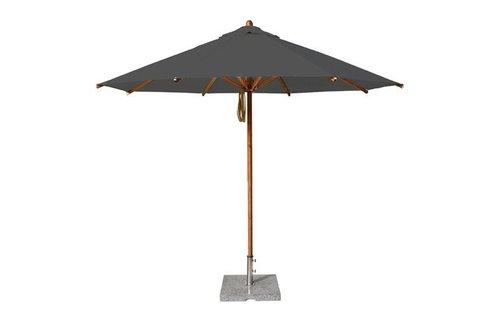 Bambrella Parasol Levante | 3,5 meter ⌀ | Taupe | Spuncrylic
