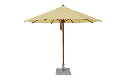 Bambrella Parasol Levante | 3,5 meter ⌀ | Khaki | Polyester