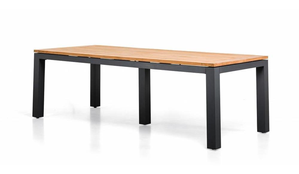 Tuintafel Sense | 180 x 100cm | Mat Wit