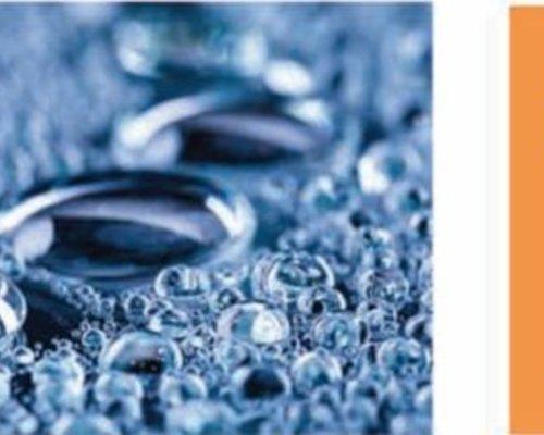 Parasol Levante   3 meter ⌀   Ice White   Spuncrylic