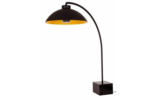 Heatsail Dome Staand - Mat zwart