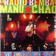 Manu Chao Radio Bemba | Live Baionarena (3 LP + 2 CD)