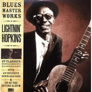 Lightnin' Hopkins | Blues Master Works (2 LP + CD) (180 Gram)