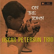 The Oscar Peterson Trio   On The Town With The Oscar Peterson Trio