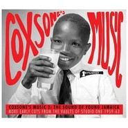 Various | Coxsone's Music 2: The Sound Of Young Jamaica More Early Cuts From The Vaults Of Studio One 1959-63