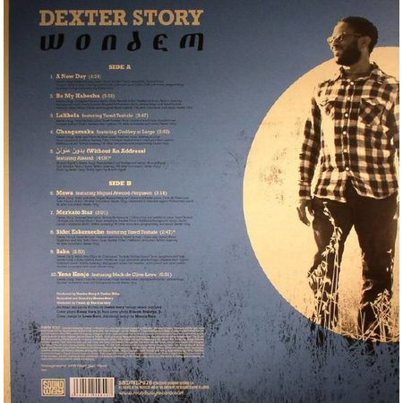 Dexter Story   Wondem