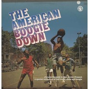 Jerome Derradji   The American Boogie Down (America's Lost Disco, Funk & Boogie)