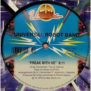 The Universal Robot Band | Dance & Shake Your Tambourine / Freak With Me