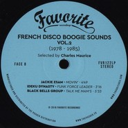Various  |  French Disco Boogie Sounds Vol. 2 (1978-1985)