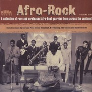 Various | Afro-Rock Volume One