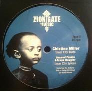 Christine Miller, Arnaud Fradin, Frank Bougier, Zion Gate Players   Inner City Blues