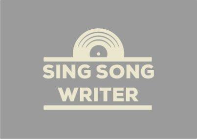 Sing Songwriter