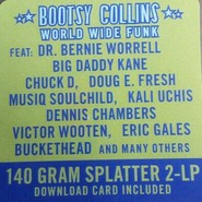 Bootsy Collins | World Wide Funk