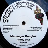 Messenger Douglas, Daba Makourejah   Strictly Love / Soulful Revolution
