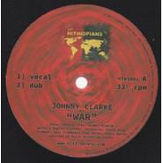 Johnny Clarke, Hughie Izachaar   War