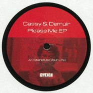 Cassy, Demuir   Please Me EP