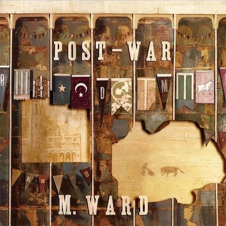 M. Ward   Post-War