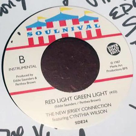 The New Jersey Connection, Cynthia Wilson (2) | Red Light Green Light
