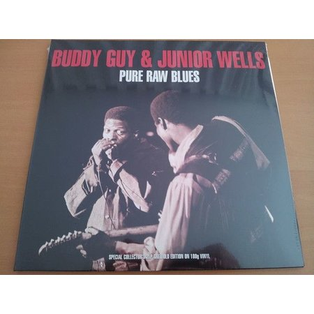 Buddy Guy & Junior Wells | Pure Raw Blues
