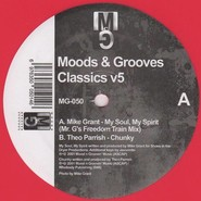 Mike Grant, Theo Parrish   Moods & Grooves Classics v5