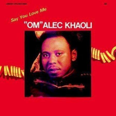 Alec Khaoli Say You Love Me Maestros Recordcafé Maestros Records