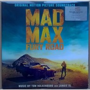 Tom Holkenborg, Junkie XL | Mad Max: Fury Road (Original Motion Picture Soundtrack)