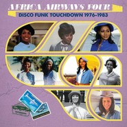 Various | Africa Airways Four: Disco Funk Touchdown 1976-1983