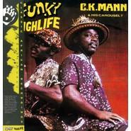 C.K. Mann & His Carousel 7 | Funky Highlife