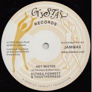 Althea Forrest, Togetherness (2) | Hey Mister