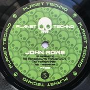John Rowe | Planet Techno 012