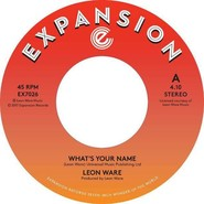 Leon Ware   What's Your Name / Inside Your Love