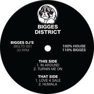 BIGGES DJ'S   BIGGES 001