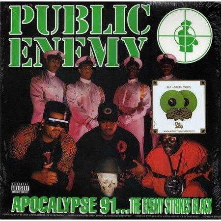 Public Enemy   Apocalypse 91... The Enemy Strikes Black