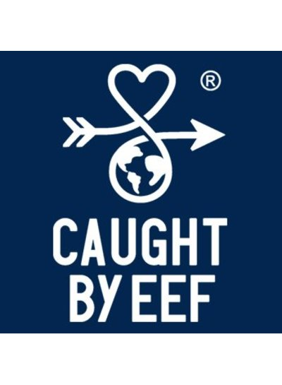 Caught by Eef Fudge Leather Purse | Bena's Cards & Coins