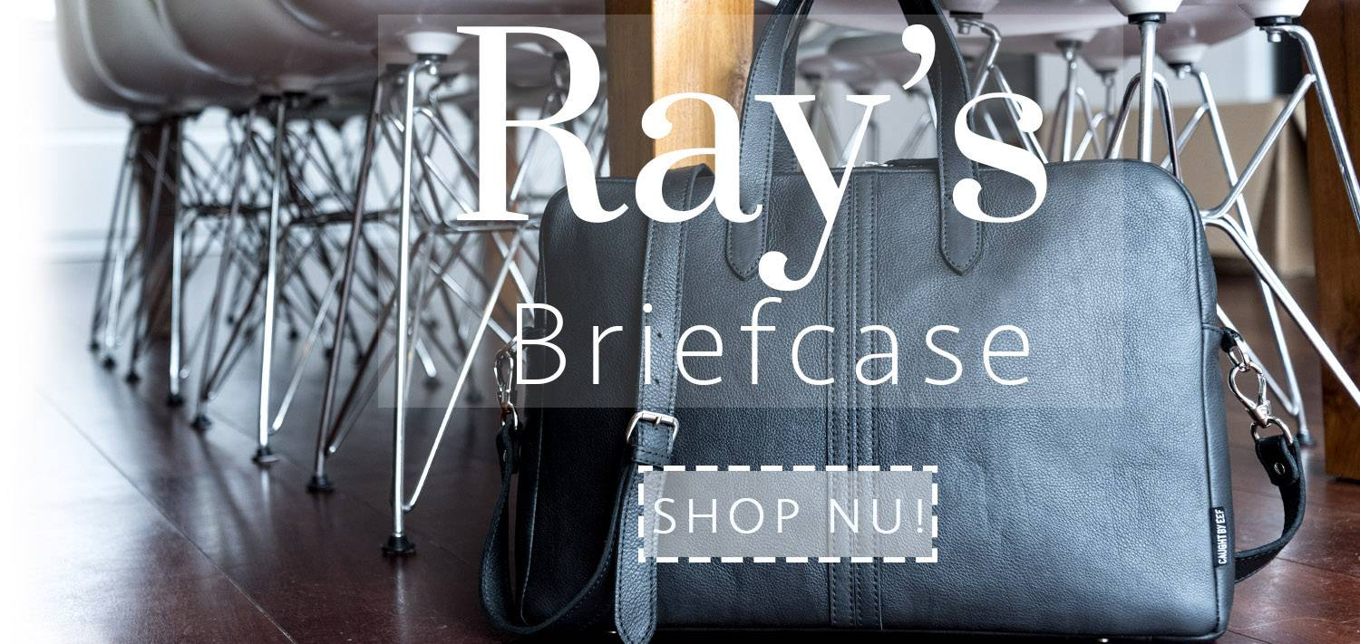 Ray's Briefcase Black