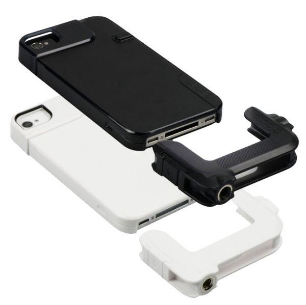 olloclip Case voor iPhone 4s Wit