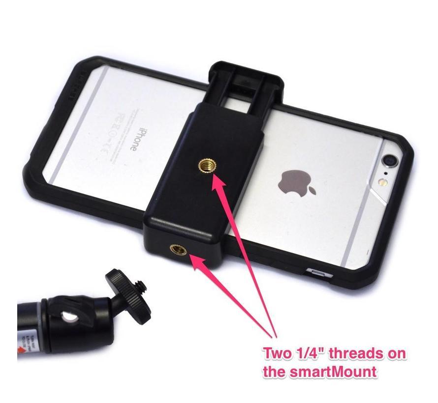 iStabilizer Monopod with Smartmount