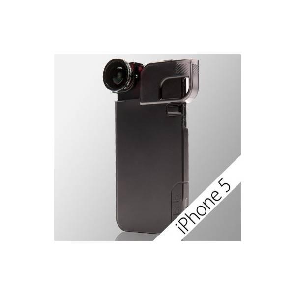 olloclip Case voor iPhone 5/5s/SE Transparant