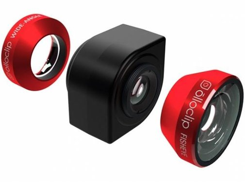 olloclip olloclip 4 in 1 voor iPhone 4/4s