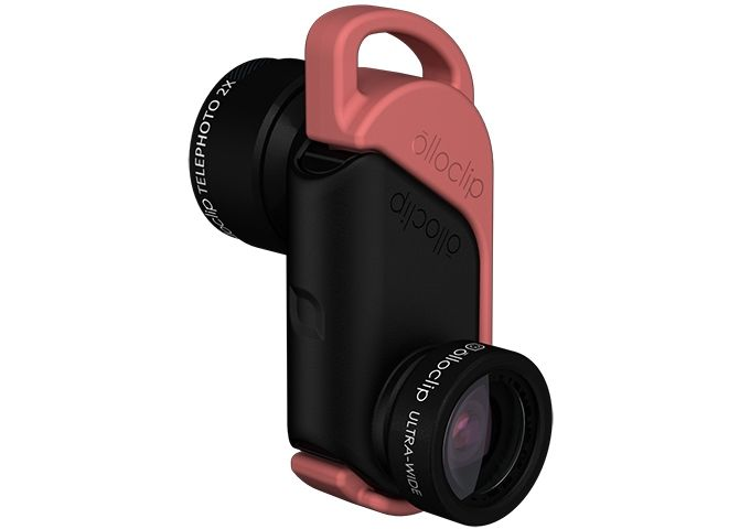 olloclip olloclip Active lens (Telephoto and Ultrawide) for iPhone 6/6s and iPhone 6/6s plus