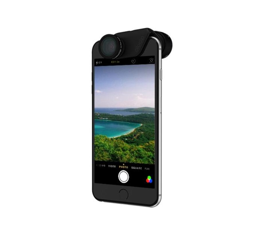 olloclip Active lens (Telephoto and Ultrawide) for iPhone 6/6s and iPhone 6/6s plus