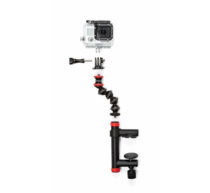 Joby Action Clamp & Gorillapod Arm GoPro accessoire