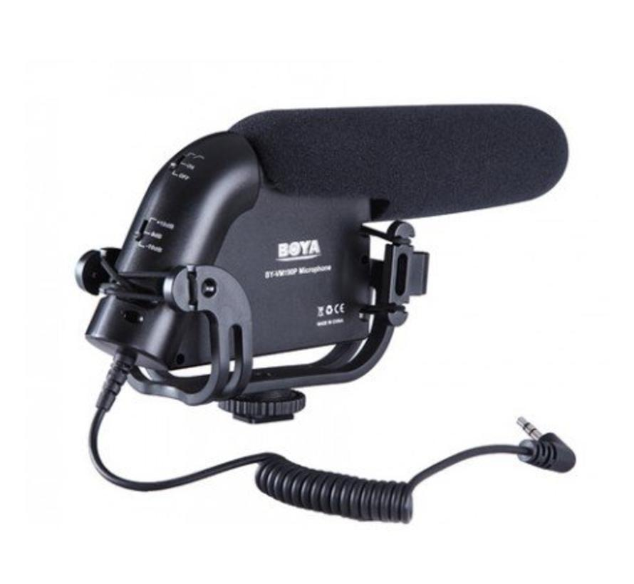 Boya Shotgun Richtmicrofoon Pro BY-VM190P