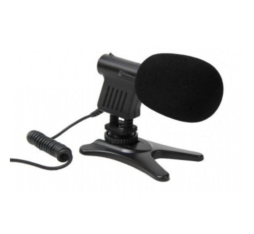 Boya Stereo Video Condenser Microfoon BY-VM01