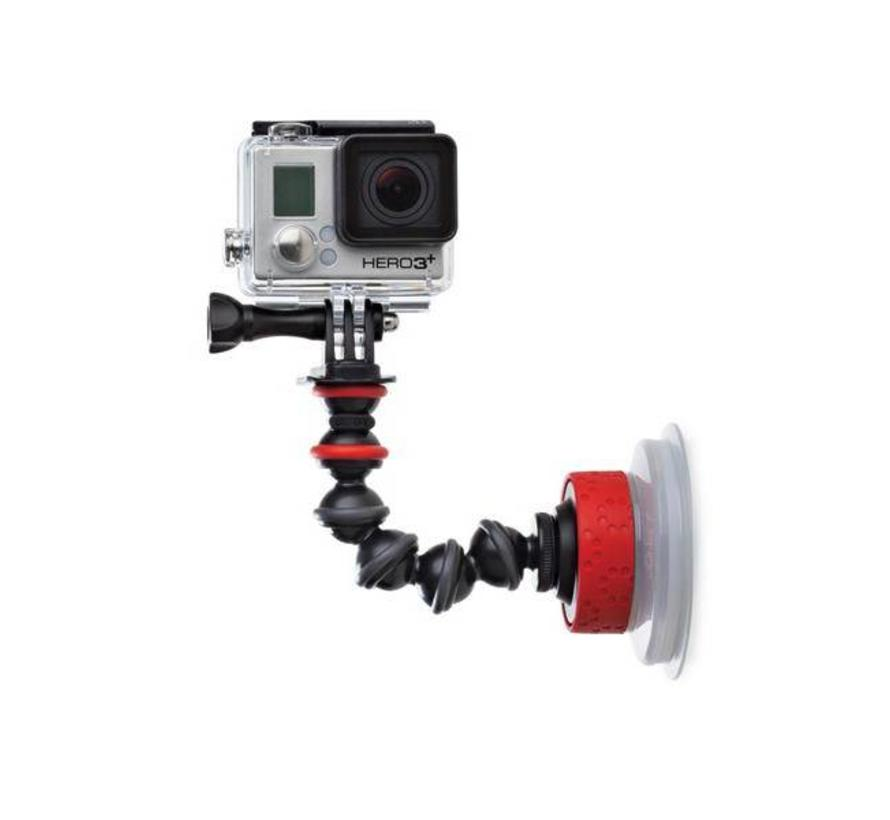 Suction cup & Gorillapod arm