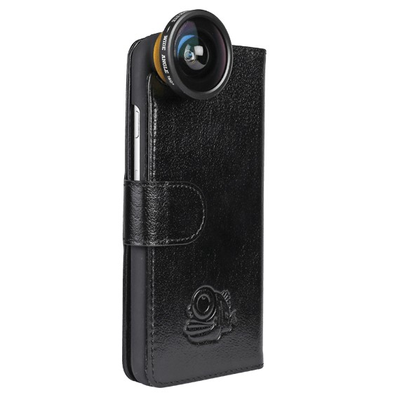 Black Eye lens Blackeye Flip cover iPhone 6 / 6s