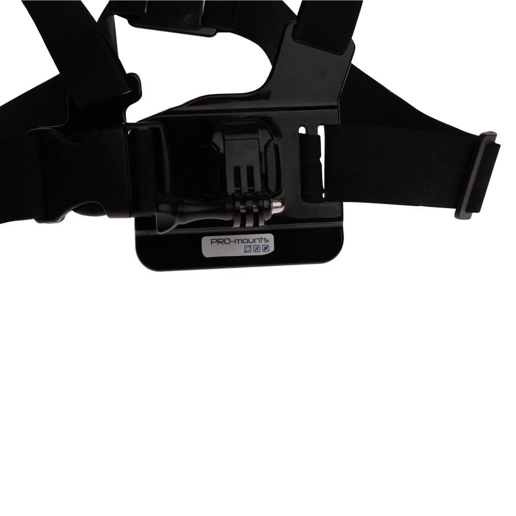 Pro-mounts Pro-Mounts ChestMount for GoPro & 360fly