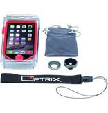 Optrix Optrix extreme sportscase voor iPhone 5/5s en iPhone SE